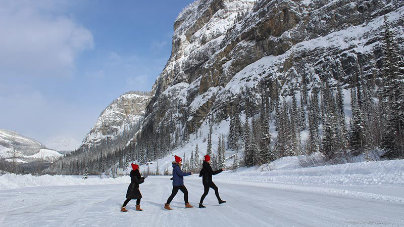 11 Winter Wonderland Trip Ideas in the Canadian Rockies