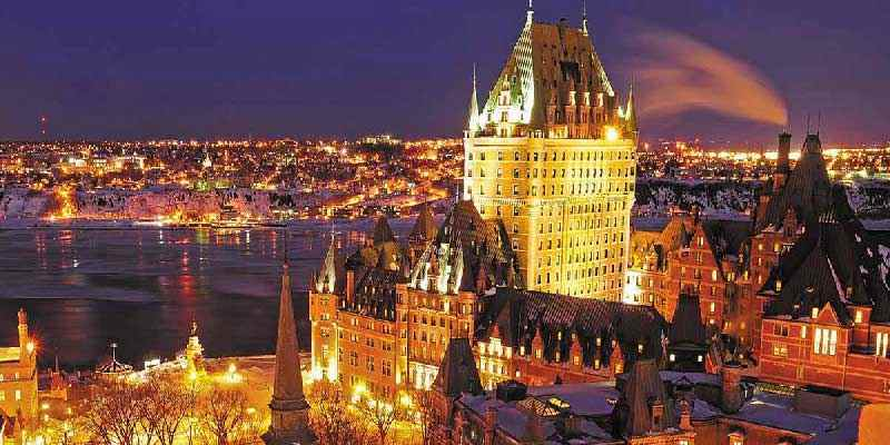 5 Reasons to Experience Quebec City in the Wintertime