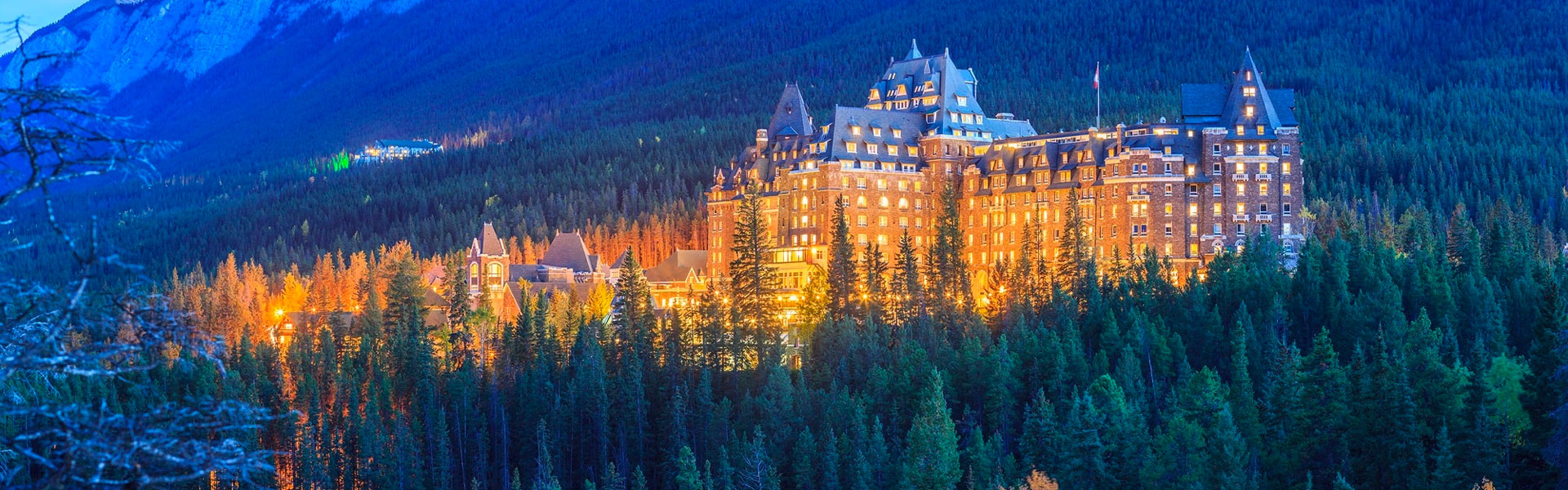 Exploring Fairmonts Grand Canadian Railway Hotels in the Rockies
