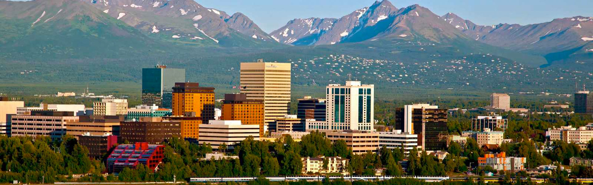 Anchorage | Anchorage Vacations Day Tours Road Trips