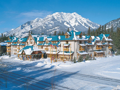 Banff Caribou Lodge, Banff