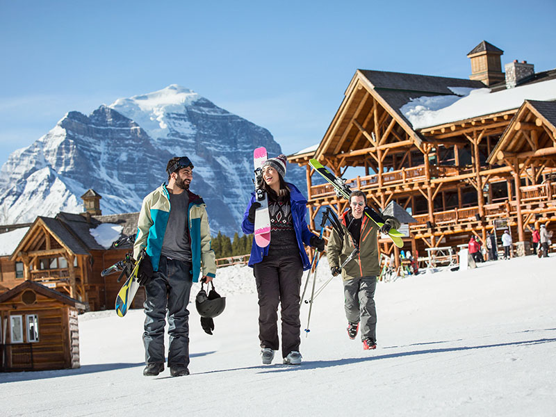 Banff Ski Packages And Accommodation Deals