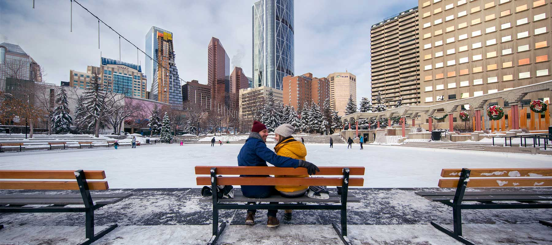 Canada By Design Vacations | Winter in Calgary