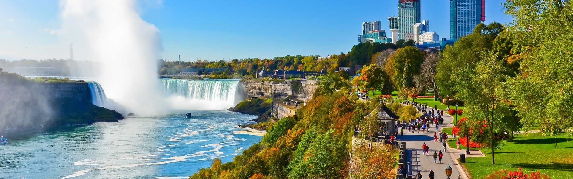Best Niagara Falls Vacations for 2021