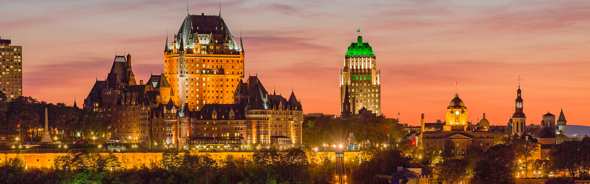 Simply The Best Quebec City Vacations
