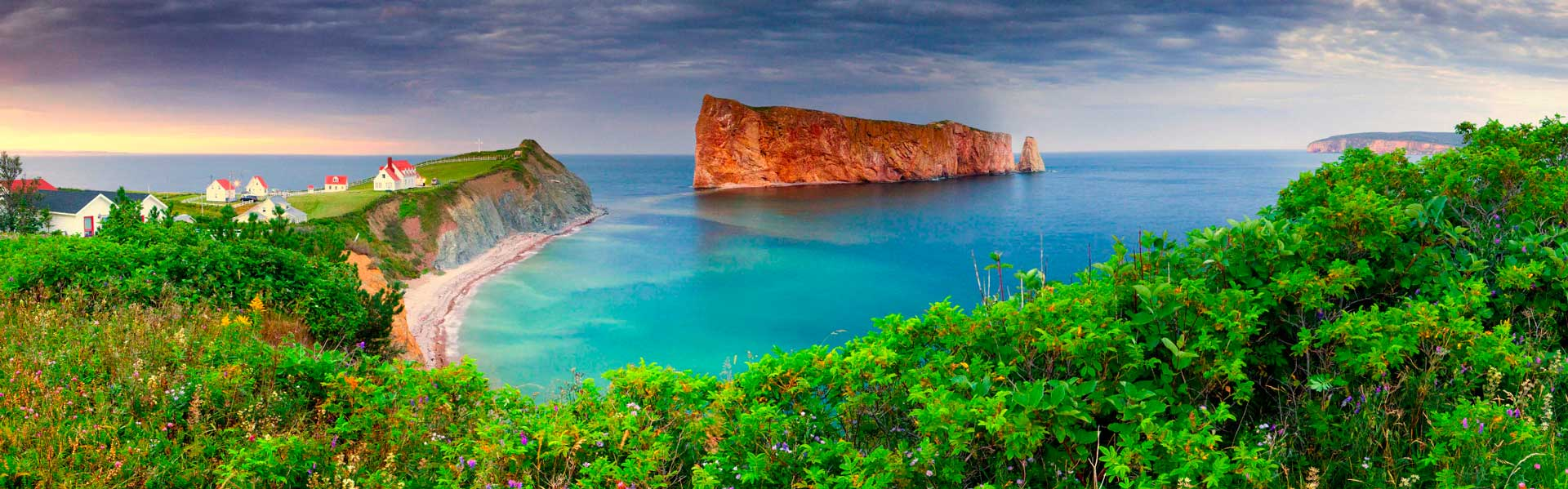 Quebec | Eastern Townships | Charlevoix | Gaspe | Self Drive Tours