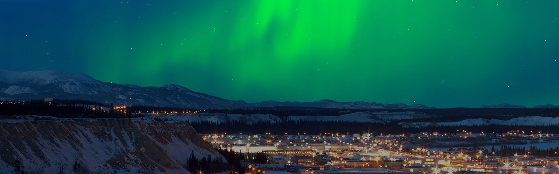 Whitehorse Vacation Packages | Yukon Canada Northern Lights