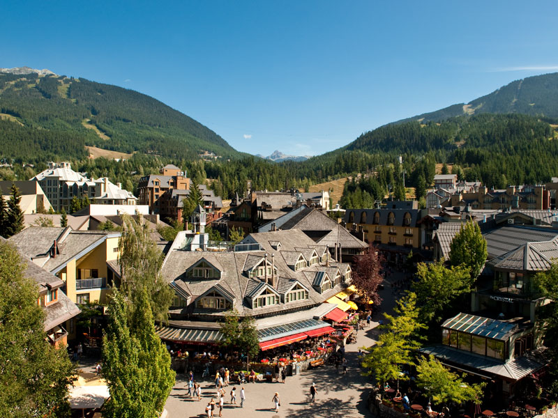Canadian Rockies & Vancouver Island Road Trip | Whistler