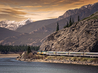 Canadian Trails Train Tour Across Canada | Vancouver to Toronto