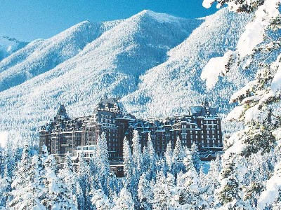 Christmas in Banff at the Castle | Fairmont Banff Springs Hotel
