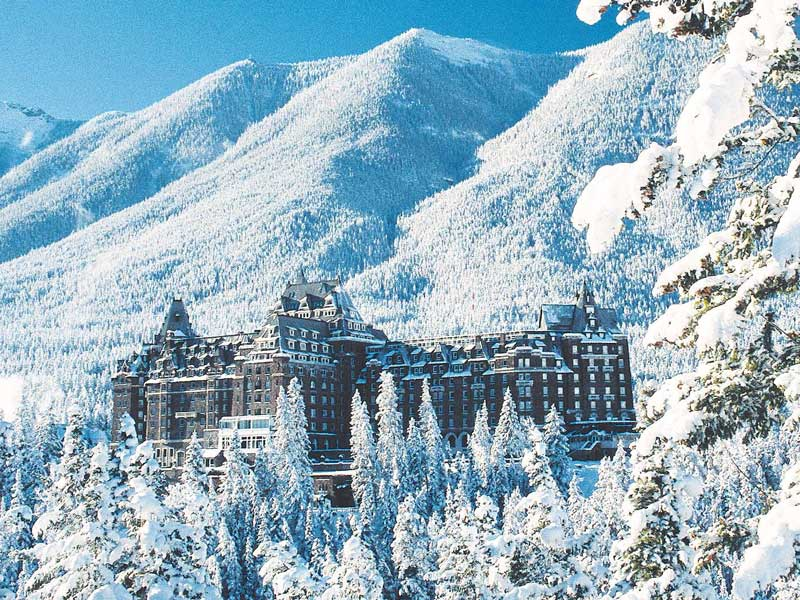 Christmas in Banff at the Castle | Fairmont Banff Springs