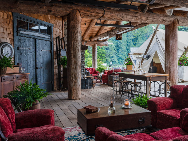 Clayoquot Wilderness Lodge | Canada Luxury Lodges