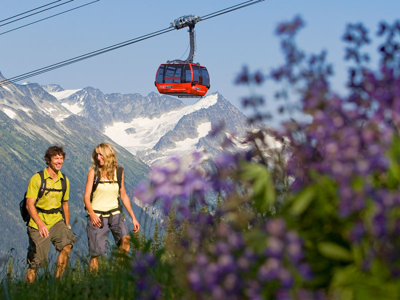Discover Whistler and the Canadian Rockies Road Trip | Whistler Peak 2 Peak Gondola