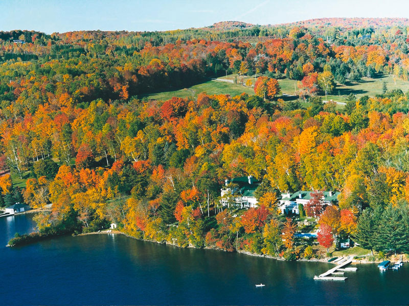 Eastern Canada Quebec Heart & Soul Road Trip | Manoir Hovey Eastern Townships