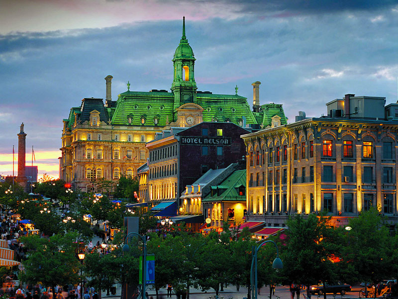 Eastern Canada Quebec Heart & Soul Road Trip | Montreal