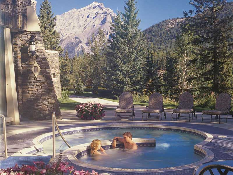 Canada Railway Hotels | Fairmont Banff Springs Hotel