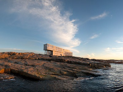 Fogo Island Inn | Luxury Inn at the Edge of the Earth