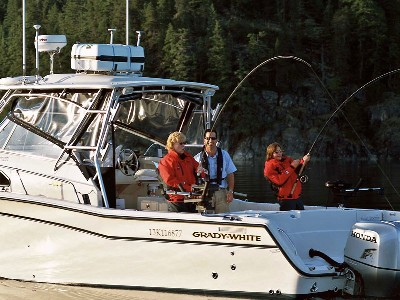 Guided Salmon Fishing Package | Sonora Resort