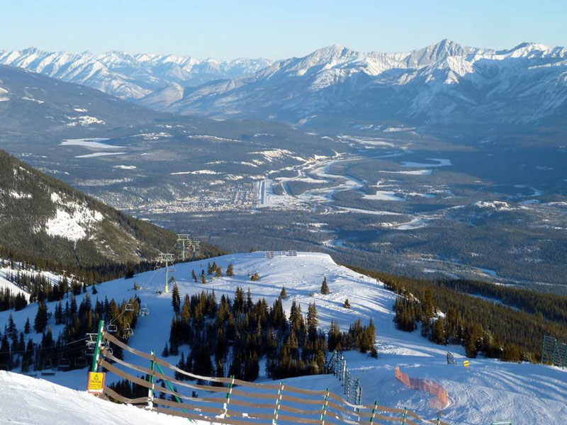 Jasper Ski Packages And Accommodation Deals