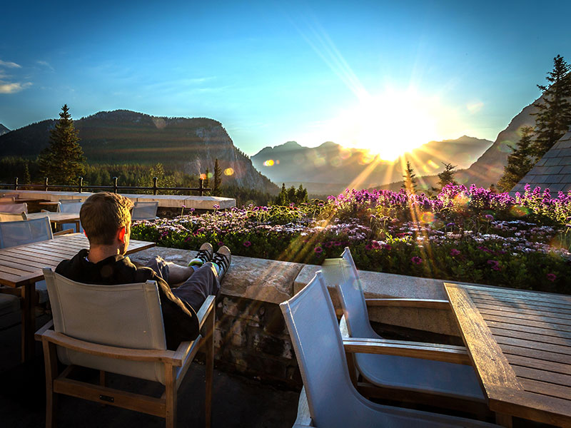 Luxury Lodges & Resorts of the Canadian Rockies Road Trip | Fairmont Banff Springs Hotel