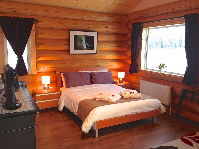 Northern Lights Resort & Spa | Winter at it's Best
