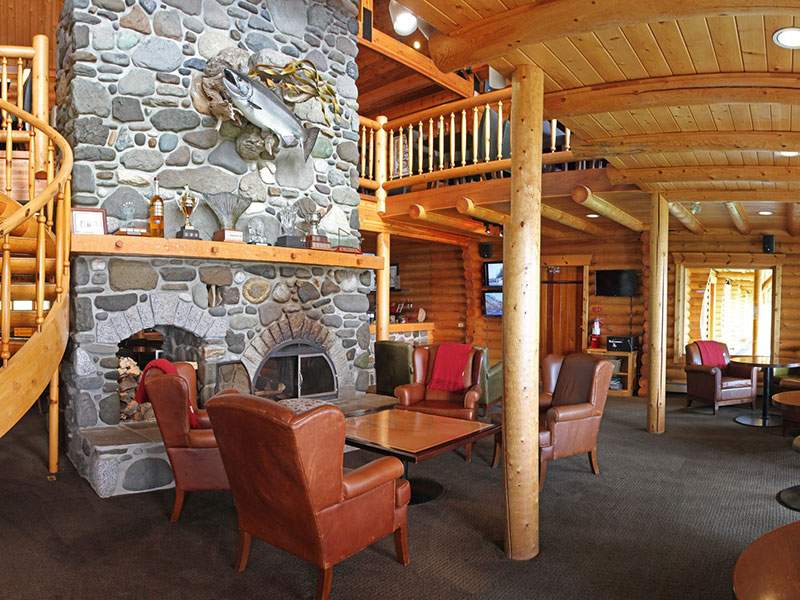 Guided Fishing Package | Queen Charlotte Fishing Lodge