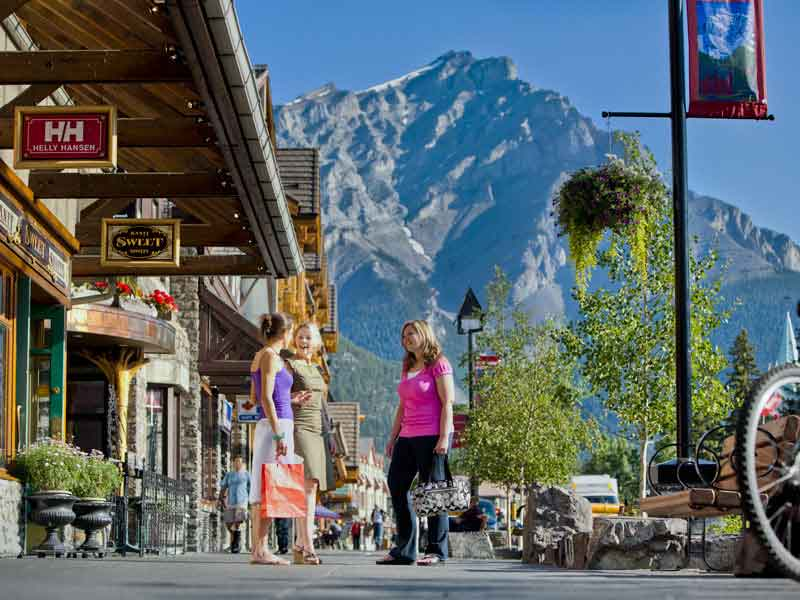 Rail & Drive through the Canadian Rockies | Banff