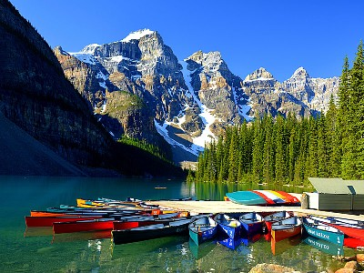 Spectacular Lodges of the Canadian Rockies Road Trip