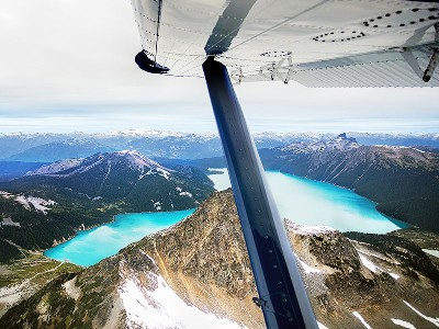 Whistler and Victoria Floatplane Adventure