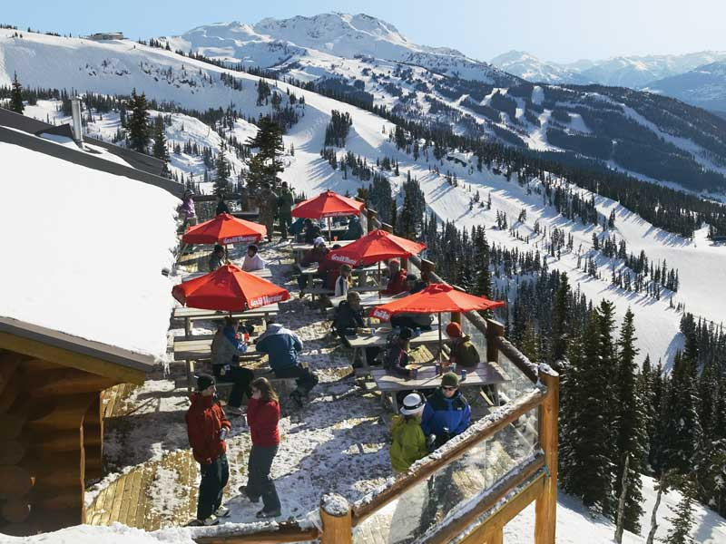 Whistler Ski Packages | 5 Nights with 3 Day Ski Pass