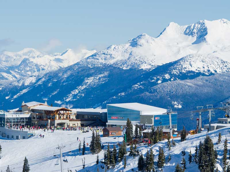 Whistler Ski Packages | 7 Nights with 5 of 6 Day Ski Pass