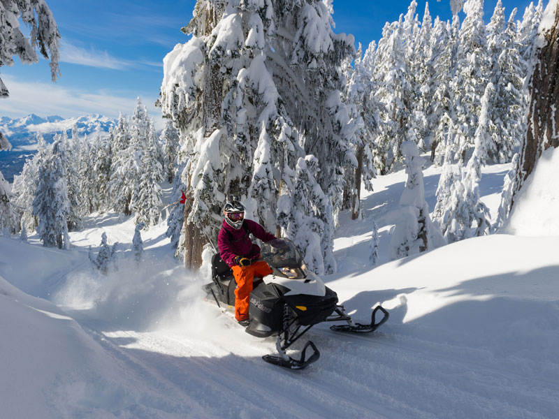 Whistler Winter Vacation | Ultimate Winter Playground | Snowmobile Tours