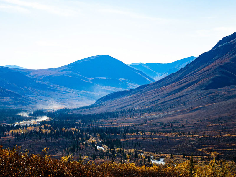 Yukon & the Dempster Highway Road Trip | Dempster Highway